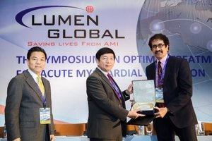Lumen Global 2015|Dr Shirish (M.S.) Hiremath|Shivaji Nagar,Pune