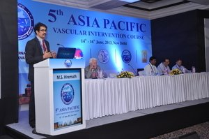 APVIC – V APVIC - V, New Delhi|Dr Shirish (M.S.) Hiremath|Shivaji Nagar,Pune