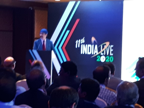 1th India Live national conference brings interventional cardiologists under one roof.|Dr Shirish (M.S.) Hiremath|Shivaji Nagar,Pune