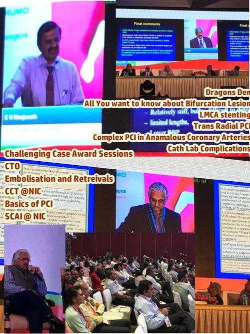 CSI- NIC 2017|Dr Shirish (M.S.) Hiremath - Cardiologist Pune|Shivaji Nagar,Pune