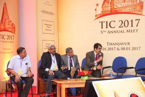 TIC 2017|Dr Shirish (M.S.) Hiremath|Shivaji Nagar,Pune