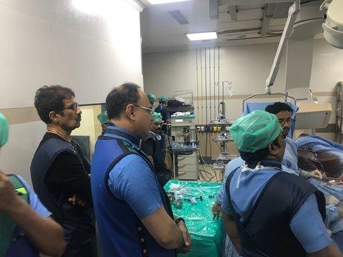 OCT for perfecting PTCA|Dr Shirish Hiremath|Shivaji Nagar,Pune