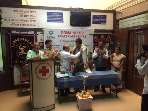 Best Cardiologist in Pune Dr M S Hiremath|Dr Shirish (M.S.) Hiremath - Cardiologist Pune|Shivaji Nagar,Pune