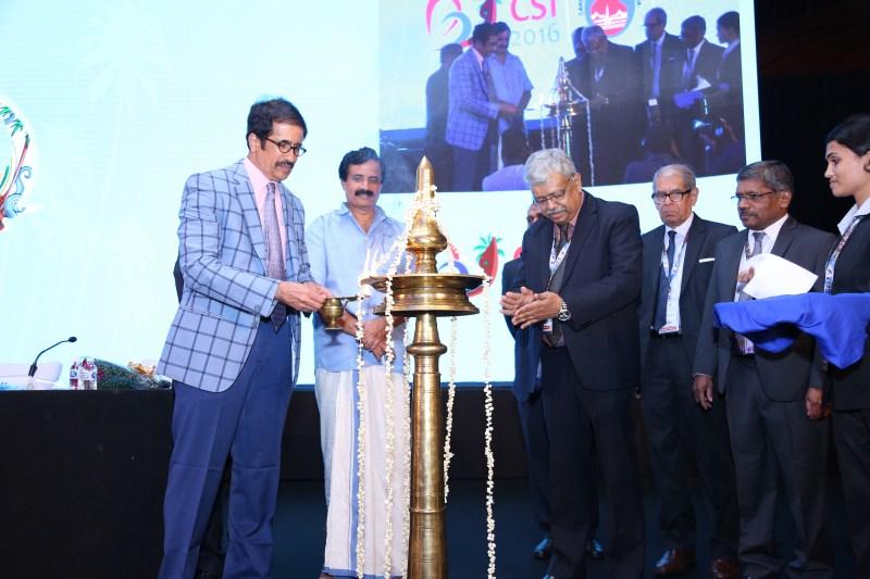 CSI 2016 inaugration|Dr Shirish (M.S.) Hiremath|Shivaji Nagar,Pune